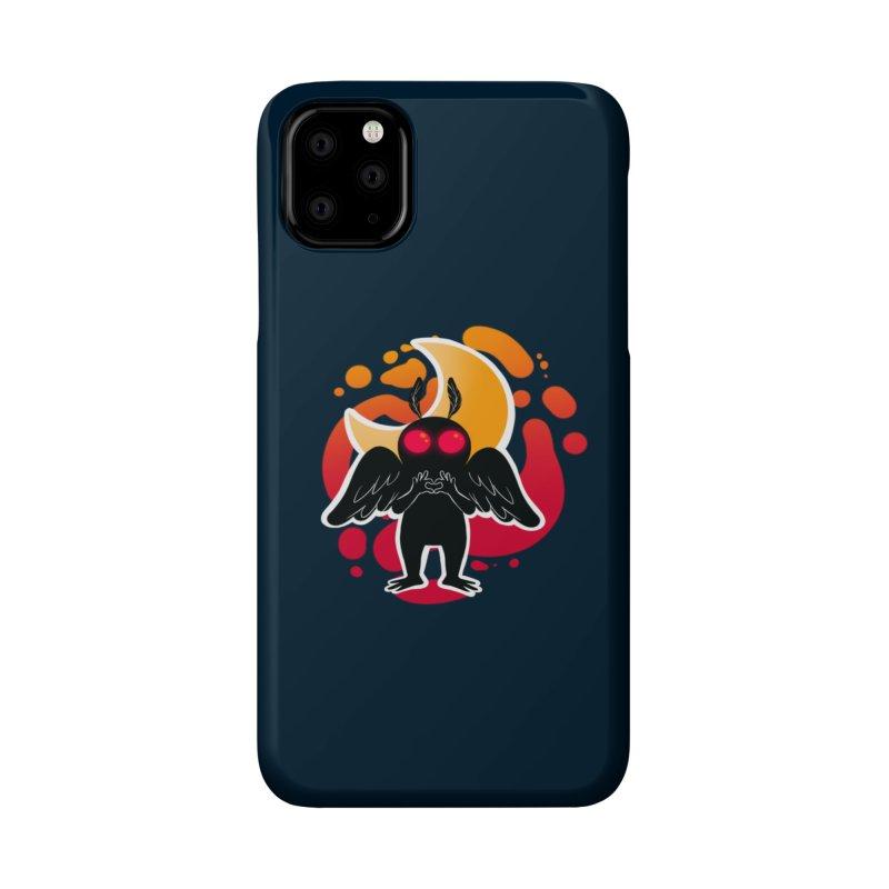Mothman sends his love Accessories Phone Case by AnimeGravy