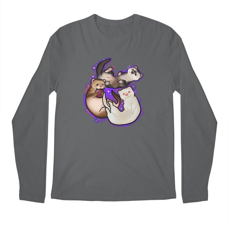 A minor business Men's Regular Longsleeve T-Shirt by AnimeGravy