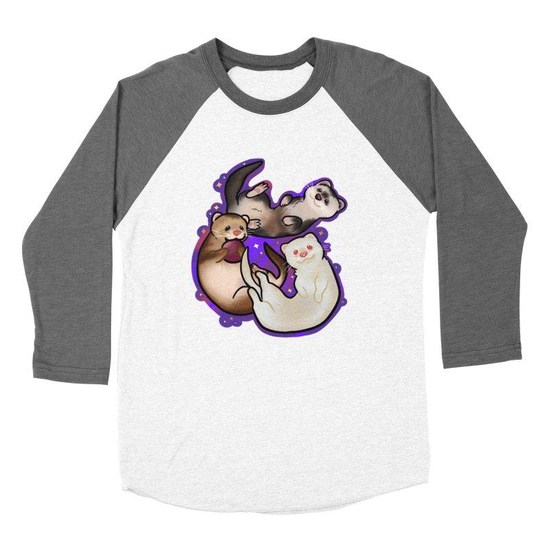 A minor business Women's Baseball Triblend Longsleeve T-Shirt by AnimeGravy