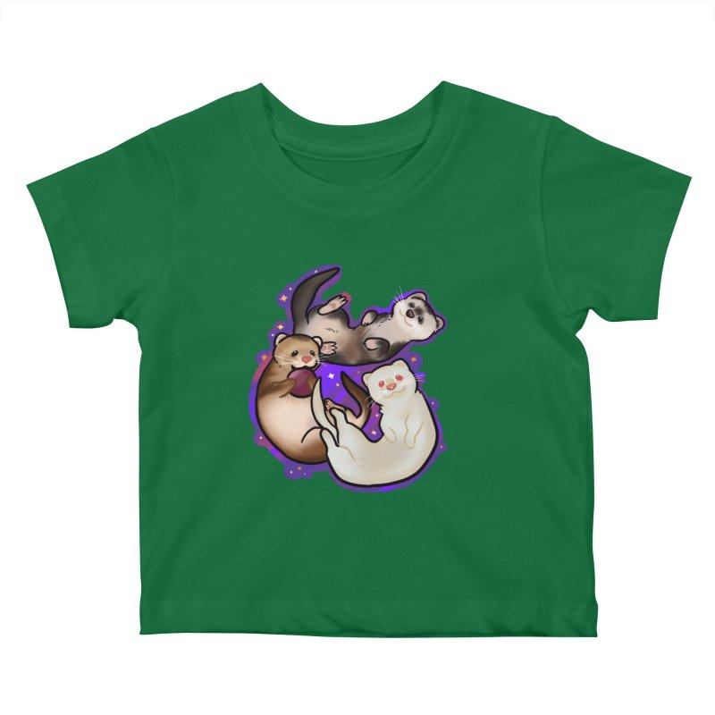 A minor business Kids Baby T-Shirt by AnimeGravy