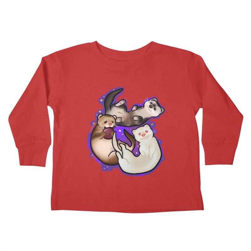 A minor business Kids Toddler Longsleeve T-Shirt by AnimeGravy