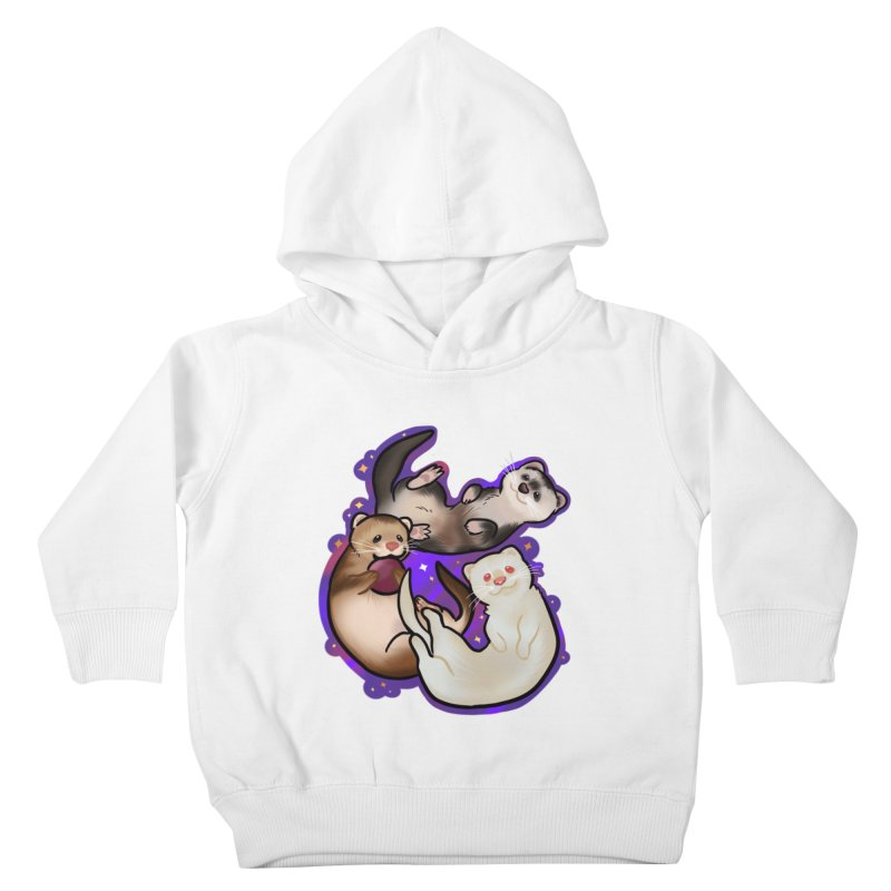 A minor business Kids Toddler Pullover Hoody by AnimeGravy