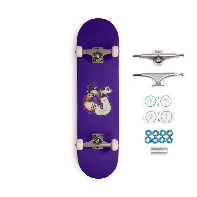 A minor business Accessories Complete - Basic Skateboard by AnimeGravy