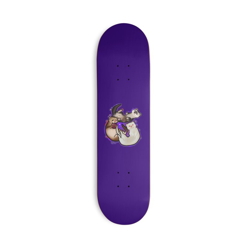A minor business Accessories Deck Only Skateboard by AnimeGravy