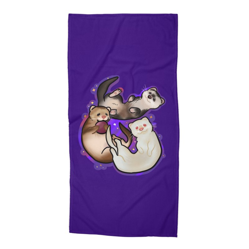A minor business Accessories Beach Towel by AnimeGravy