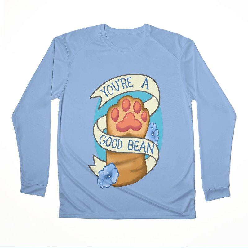 You're a good bean Men's Longsleeve T-Shirt by AnimeGravy