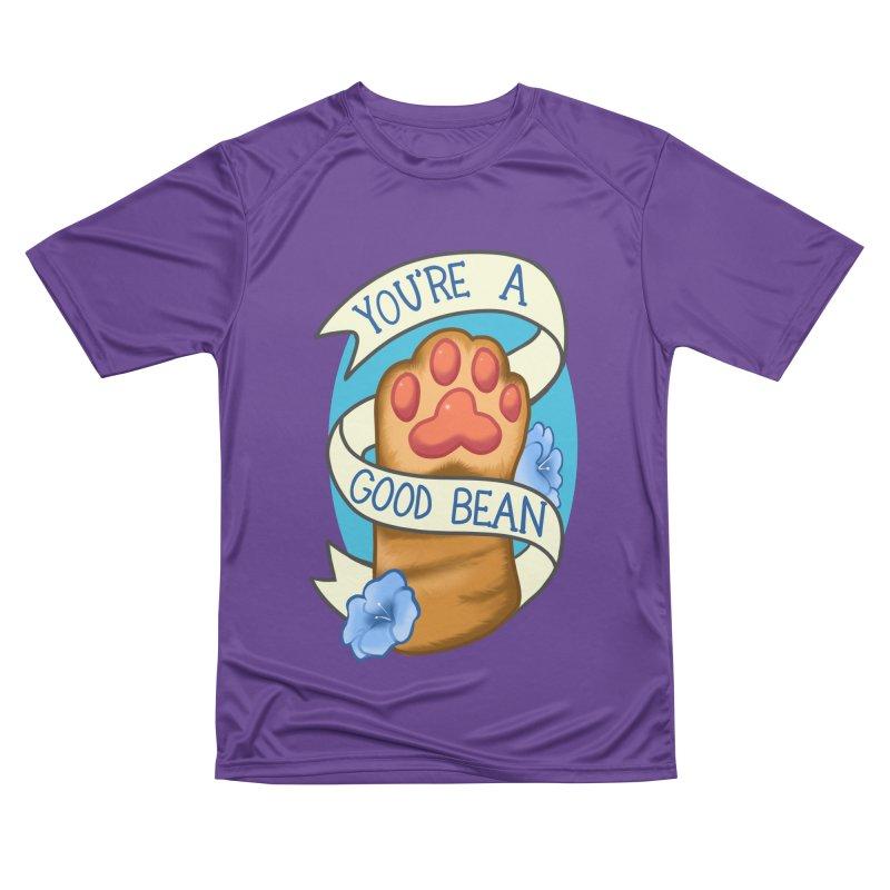 You're a good bean Women's Performance Unisex T-Shirt by AnimeGravy