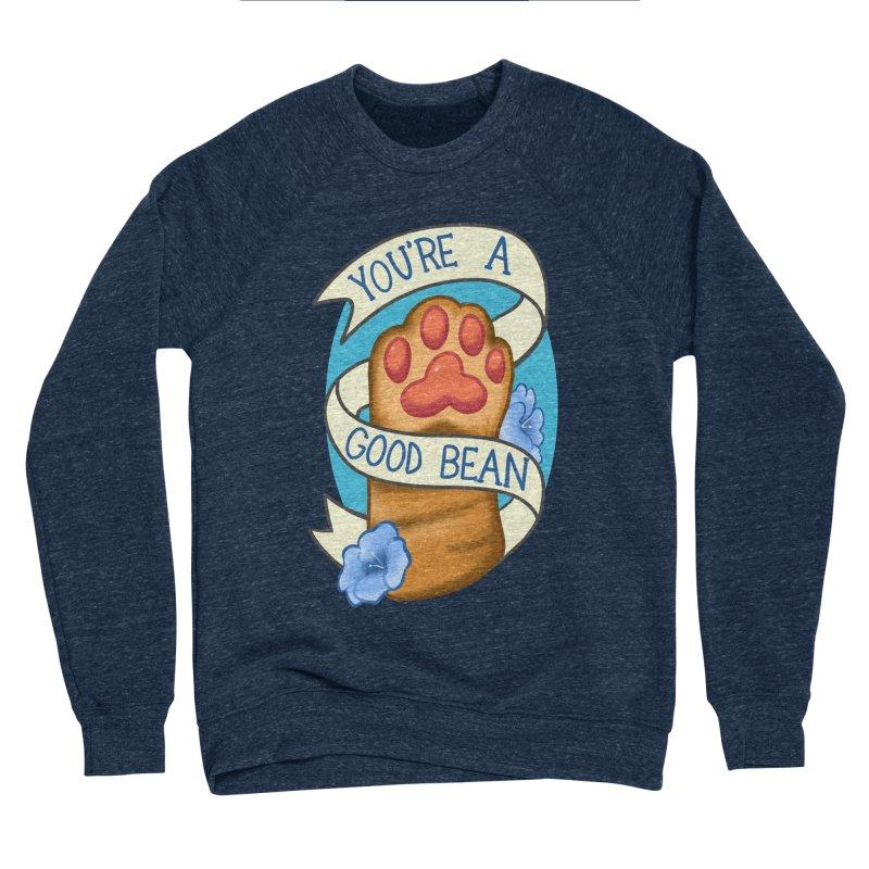 You're a good bean Women's Sponge Fleece Sweatshirt by AnimeGravy