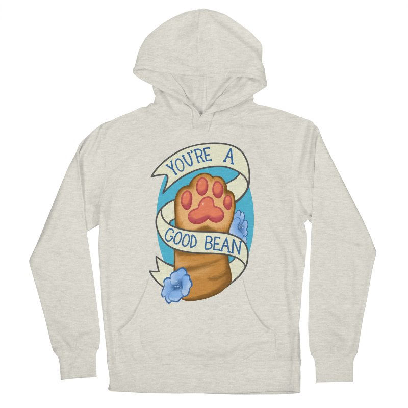 You're a good bean Men's French Terry Pullover Hoody by AnimeGravy