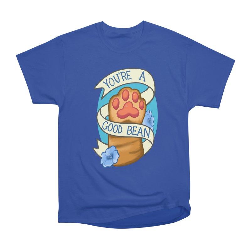 You're a good bean Women's Heavyweight Unisex T-Shirt by AnimeGravy