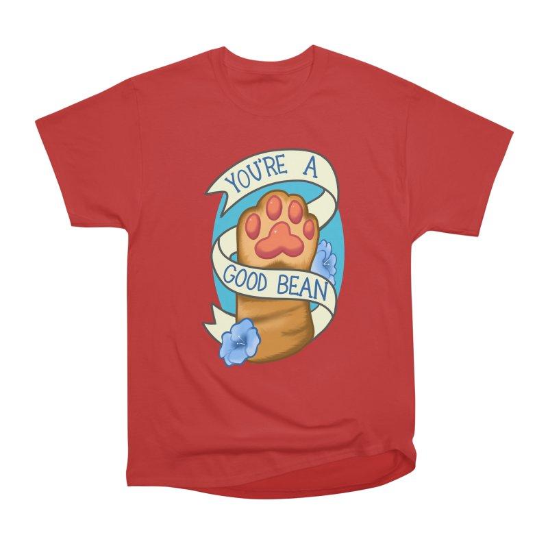 You're a good bean Men's Heavyweight T-Shirt by AnimeGravy