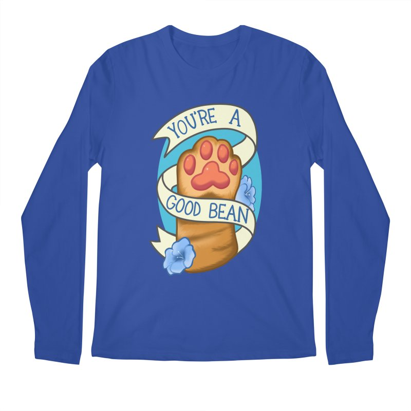 You're a good bean Men's Regular Longsleeve T-Shirt by AnimeGravy