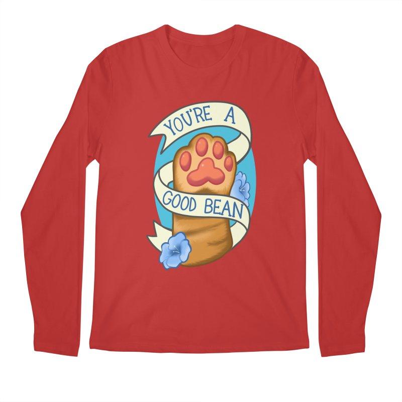 You're a good bean Men's Regular Longsleeve T-Shirt by AnimeGravy