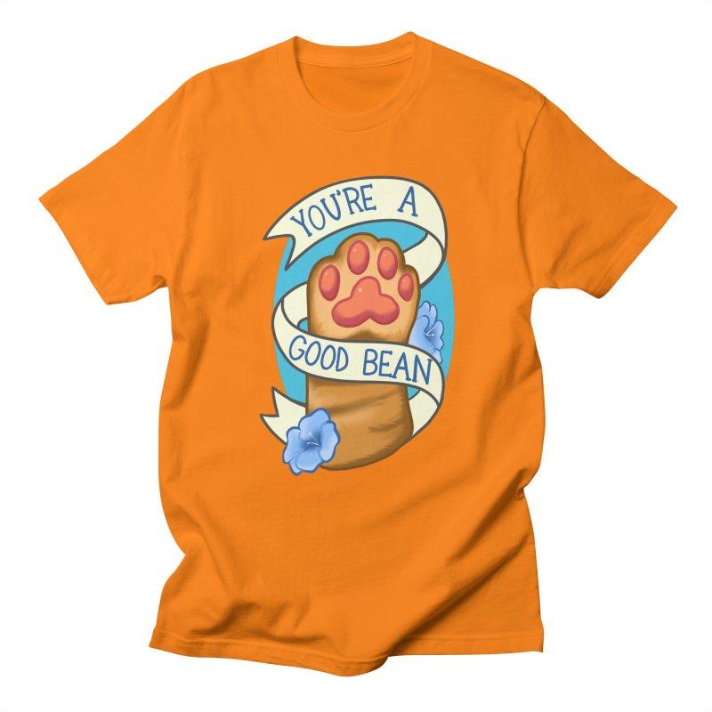 You're a good bean Women's Regular Unisex T-Shirt by AnimeGravy