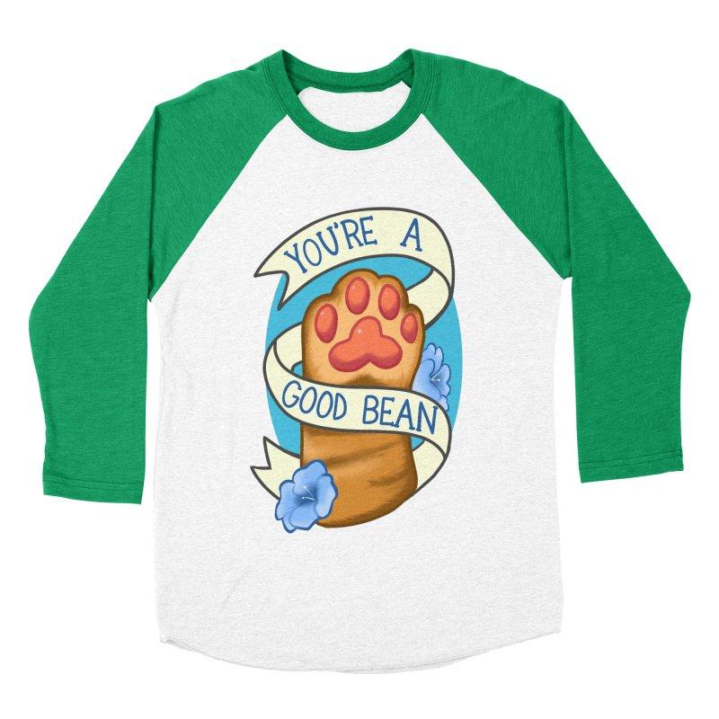 You're a good bean Women's Baseball Triblend Longsleeve T-Shirt by AnimeGravy