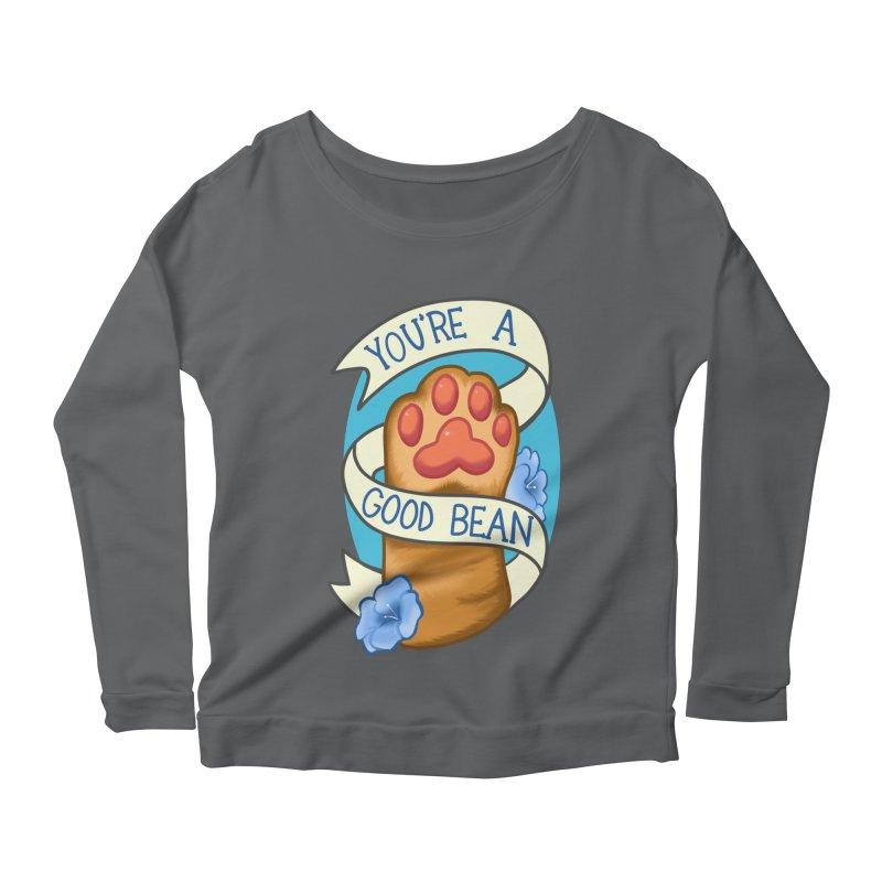 You're a good bean Women's Longsleeve T-Shirt by AnimeGravy