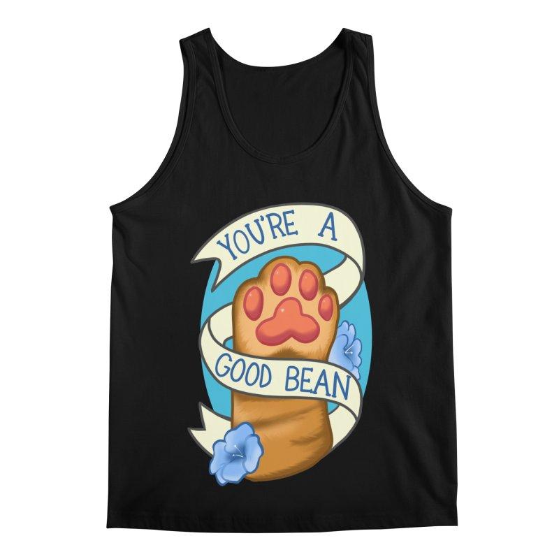 You're a good bean Men's Regular Tank by AnimeGravy