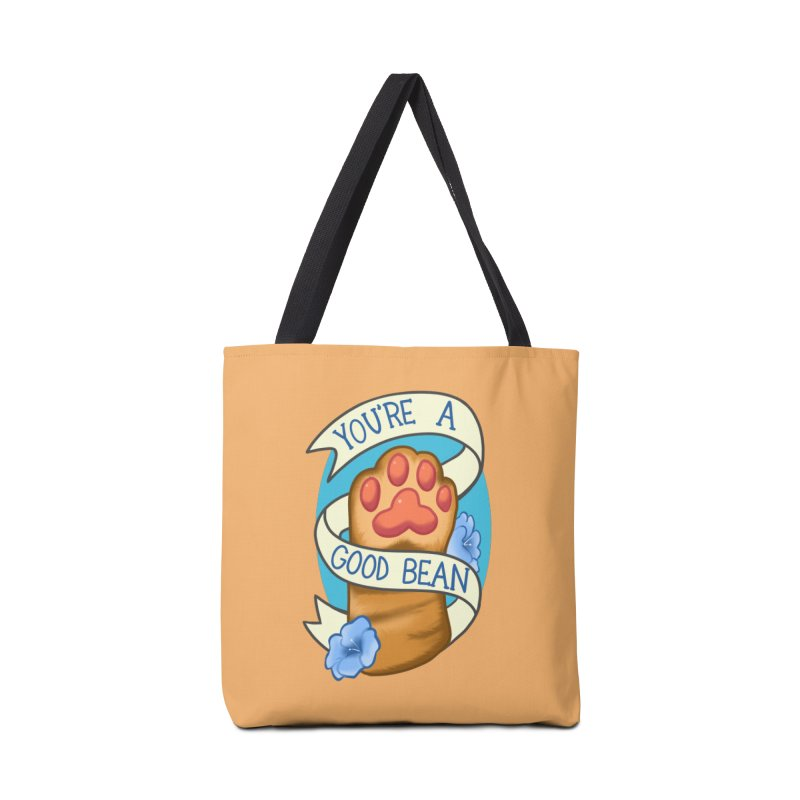 You're a good bean Accessories Tote Bag Bag by AnimeGravy