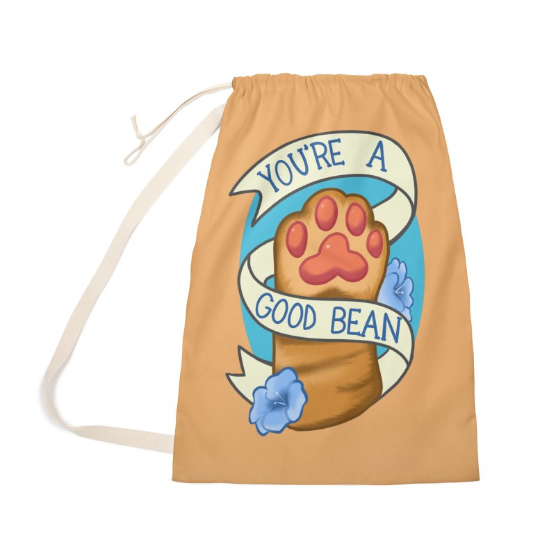 You're a good bean Accessories Bag by AnimeGravy
