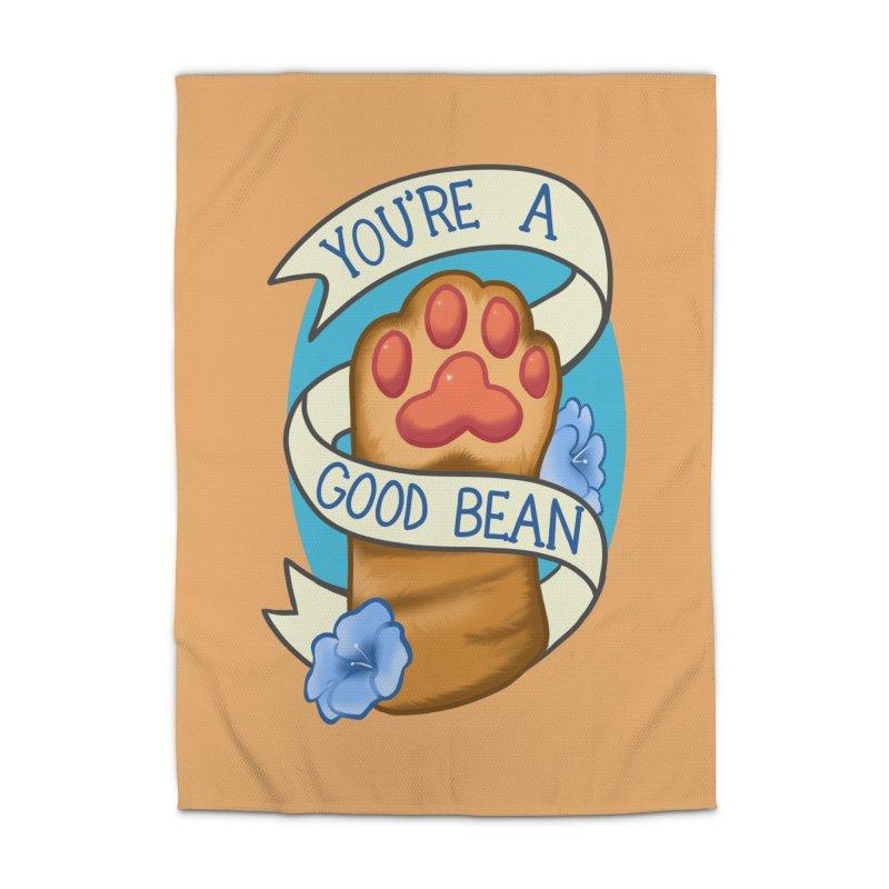 You're a good bean Home Rug by AnimeGravy