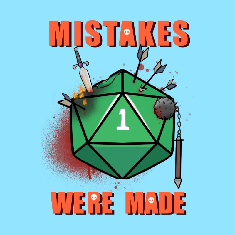 Mistakes were made Women's V-Neck by AnimeGravy