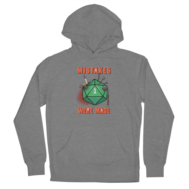 Mistakes were made Women's Pullover Hoody by AnimeGravy