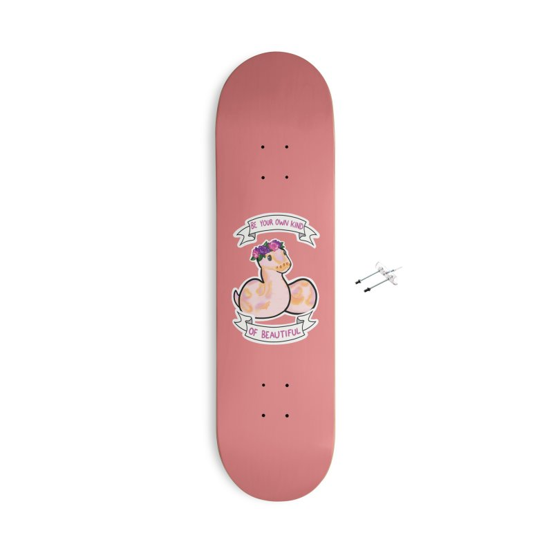 Be your own kind of beautiful Accessories Skateboard by AnimeGravy