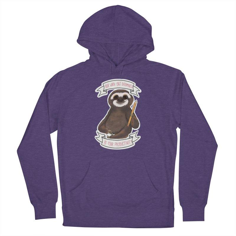Sloth Women's Pullover Hoody by AnimeGravy