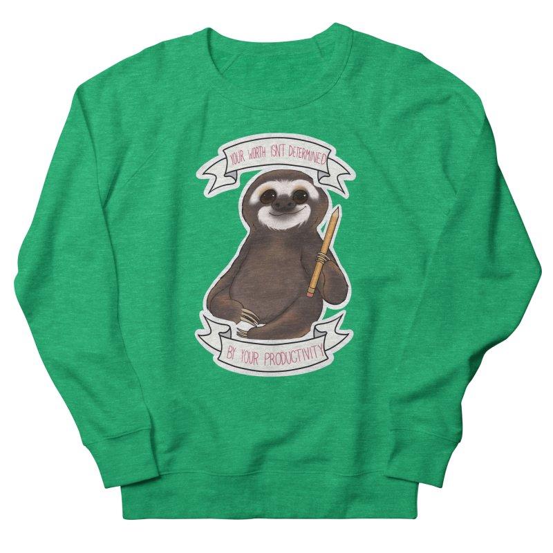 Sloth Women's Sweatshirt by AnimeGravy