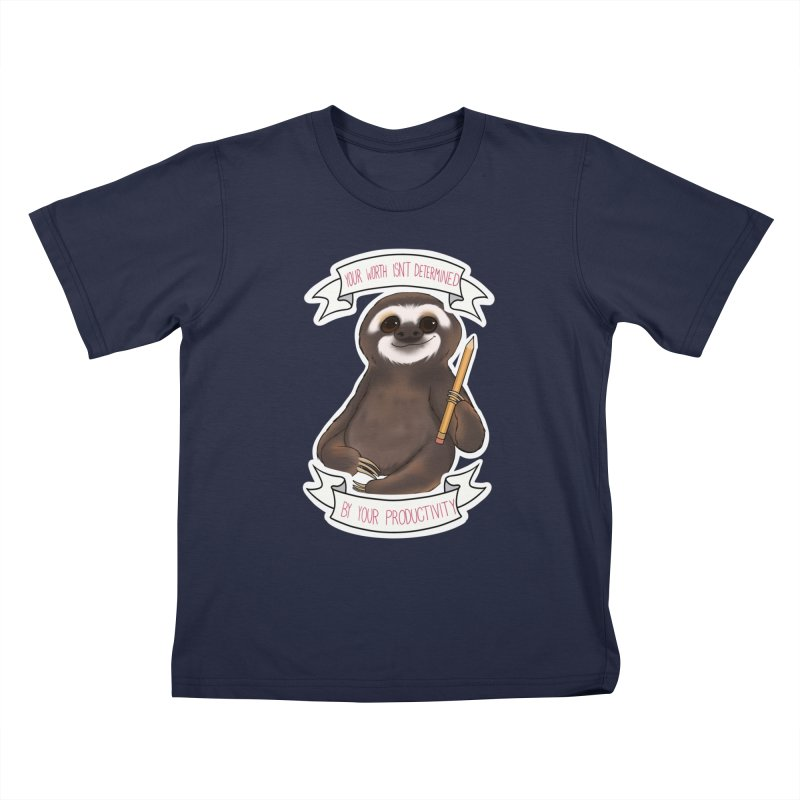 Sloth Kids T-Shirt by AnimeGravy
