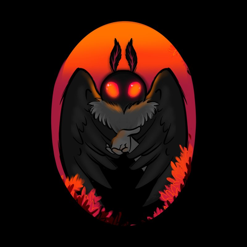 Mothman Kids Longsleeve T-Shirt by AnimeGravy