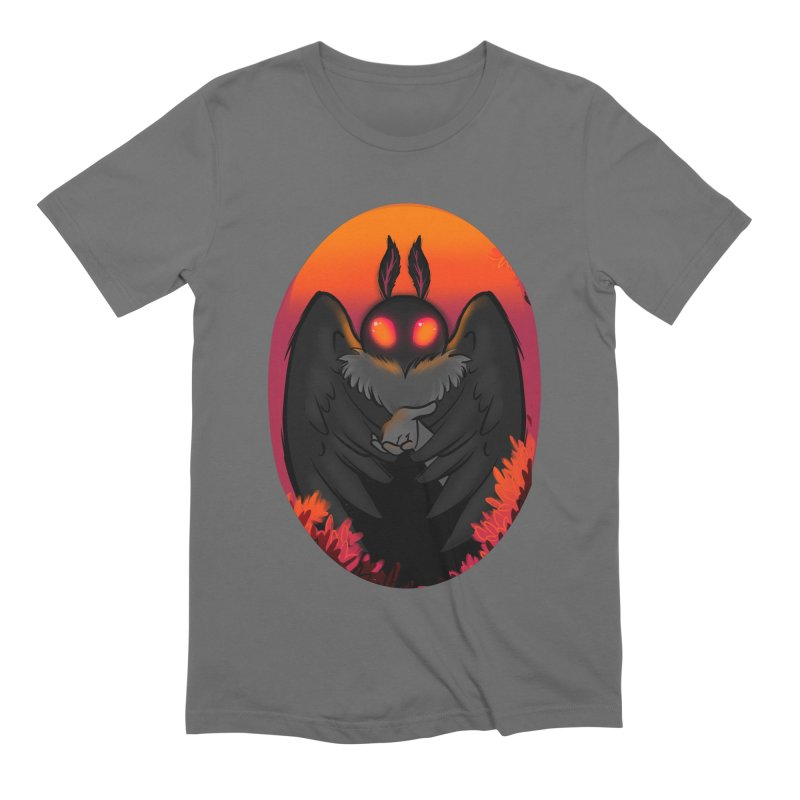 Mothman Men's T-Shirt by AnimeGravy