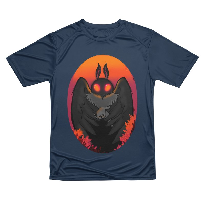 Mothman Men's Performance T-Shirt by AnimeGravy