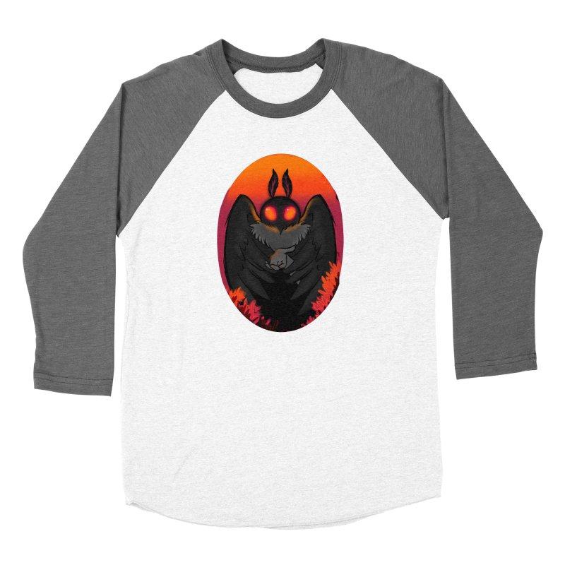 Mothman Women's Longsleeve T-Shirt by AnimeGravy