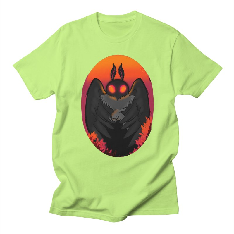 Mothman Women's Regular Unisex T-Shirt by AnimeGravy