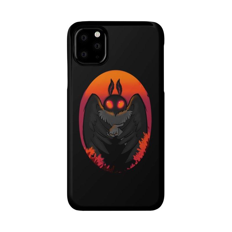 Mothman Accessories Phone Case by AnimeGravy