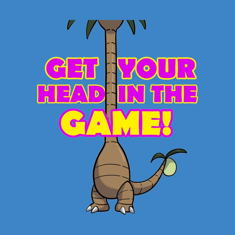 Get your head in the game by Animegravy's Artist Shop
