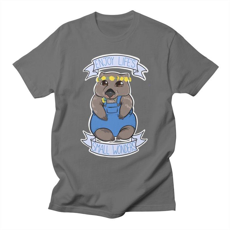 Small Wonders Men's T-Shirt by AnimeGravy
