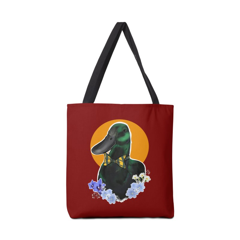 Snipps the duck Accessories Tote Bag Bag by AnimeGravy