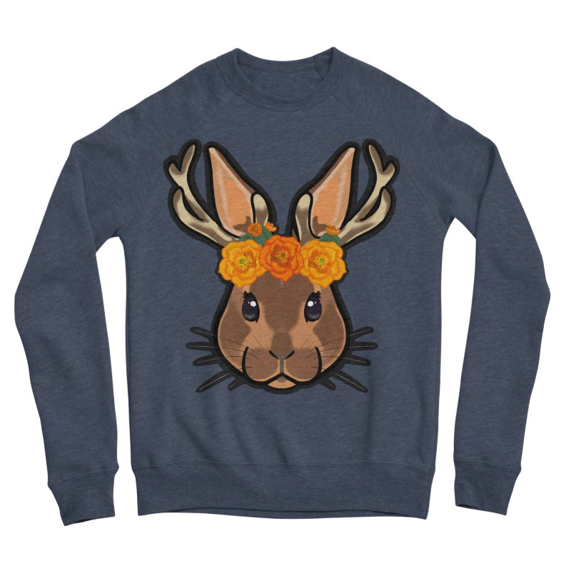 Jakalope Women's Sponge Fleece Sweatshirt by Animegravy's Artist Shop