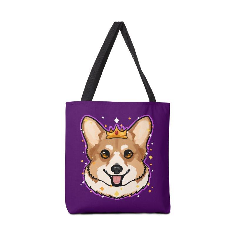 Royal corgi Accessories Tote Bag Bag by AnimeGravy