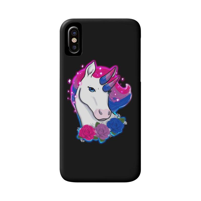 Bisexual Pride Unicorn Accessories Phone Case by AnimeGravy