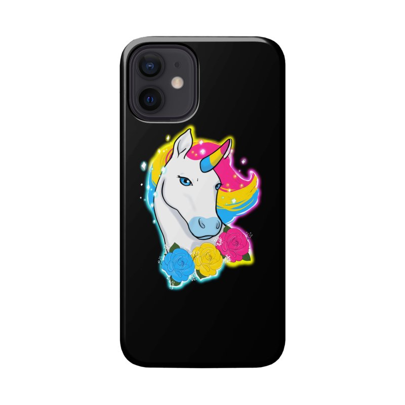 Pansexual pride unicorn Accessories Phone Case by AnimeGravy