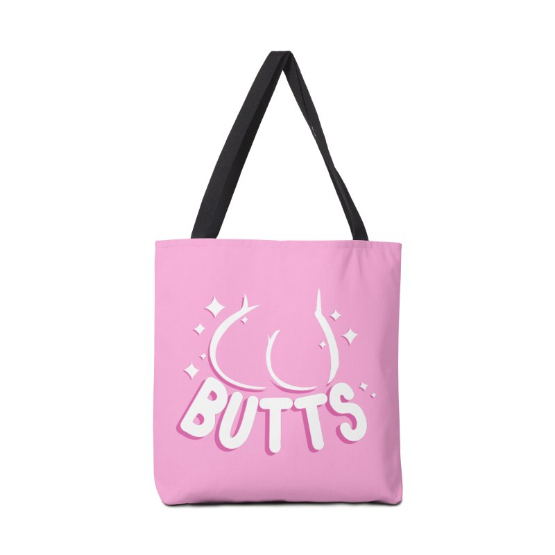 Butts Accessories Bag by Animegravy's Artist Shop