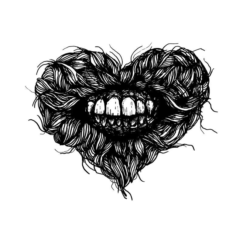 Tangled Heart Women's T-Shirt by Anna Lisa Illustration