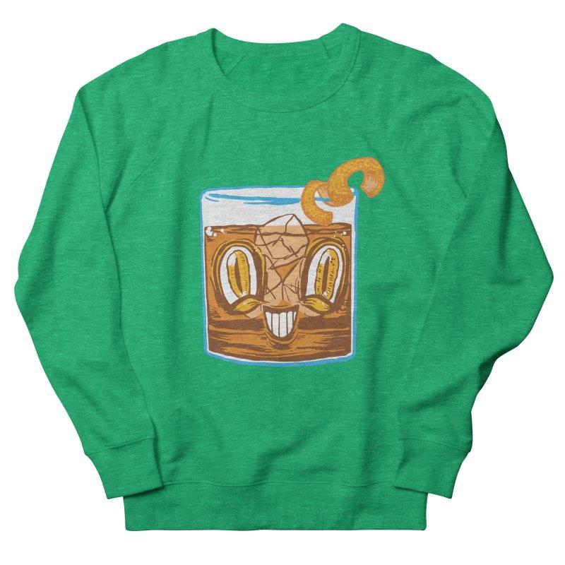 Whiskey Makes Me Frisky Women's Sweatshirt by Anna Lisa Illustration
