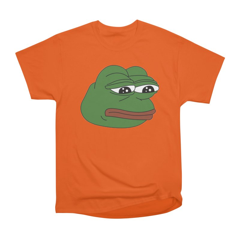 14be178dac Super Rare Pepe The Frog Men s T-Shirt by Rad Stuff By Anthonykun