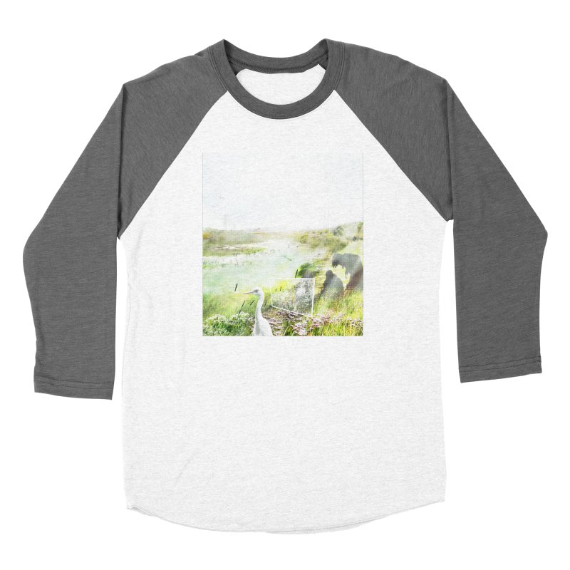 LONDON LEA VALLEY - BIRD SANCTUARY RESTORED Men's Longsleeve T-Shirt by ANTHROPOLESLEY
