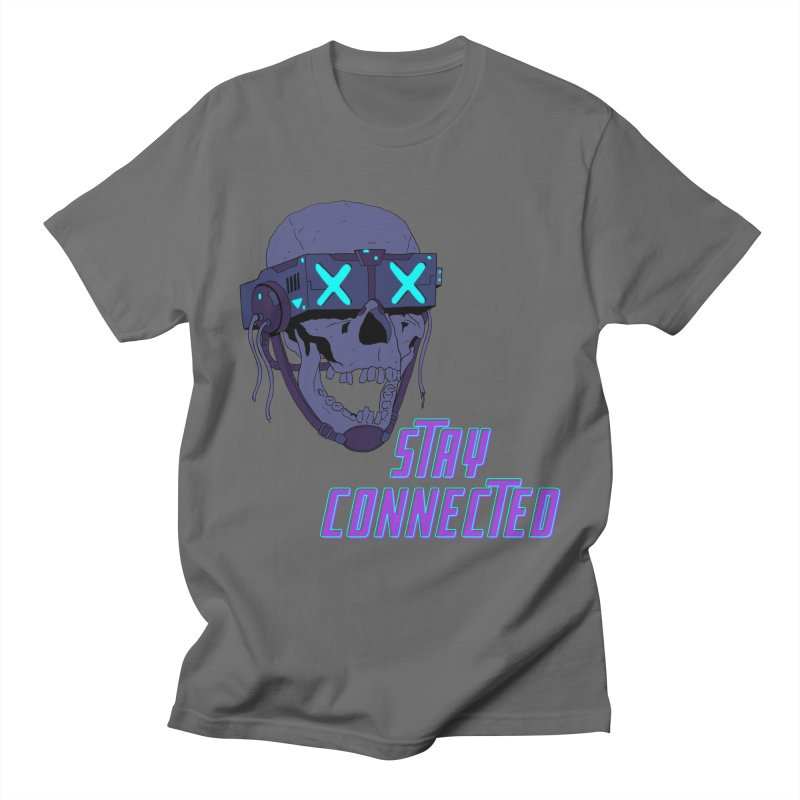 STAY_CONNECTED 2.0 Women's T-Shirt by Sketchworks by Antonio Tyler