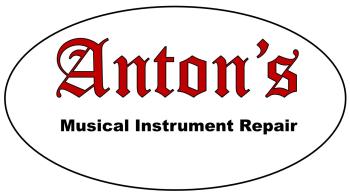AntonsInstrumentRepair's Artist Shop Logo